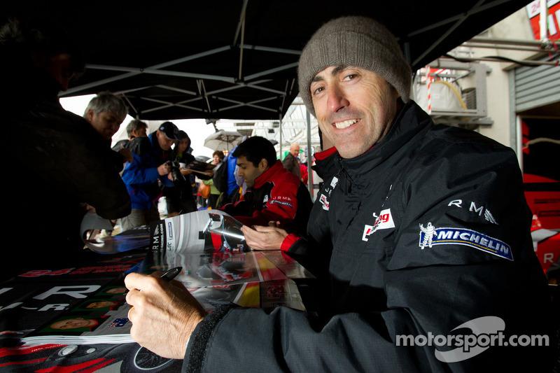 Brabham's ESM signing sparks 2013 blue ribbon ambition