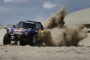 Cross-Country Rally Testing report Al Attiyah eyes victory in key Desert Challenge test