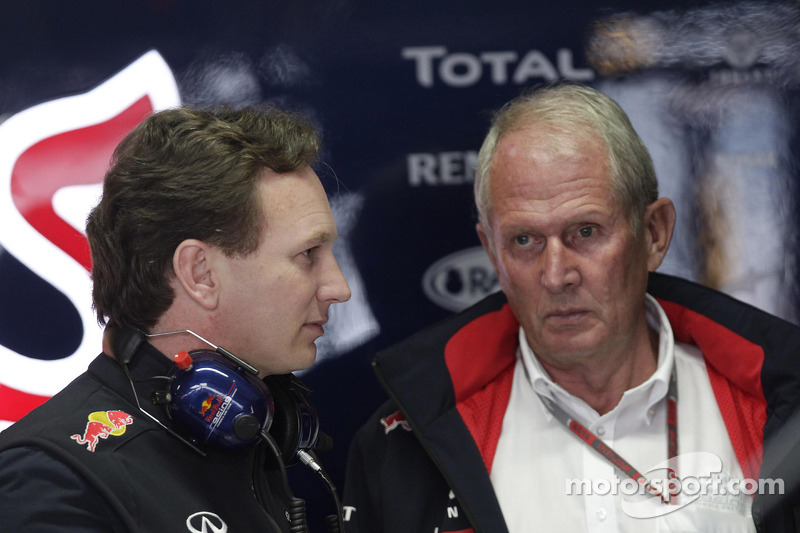 Marko denies mapping saga hurting new Red Bull pace