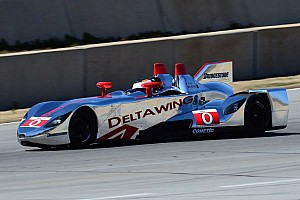 ALMS Breaking news DeltaWing tests in Atlanta for upcoming season