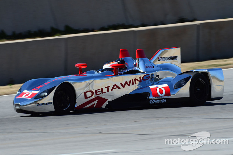 DeltaWing tests in Atlanta for upcoming season