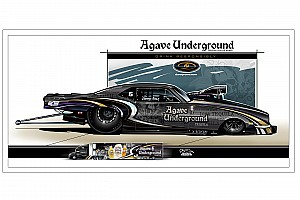NHRA Breaking news Danny Rowe Racing partners with new primary sponsor for 2013