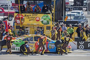 NASCAR Sprint Cup Preview Kyle Busch ready for action in the Bristol half-mile bullring
