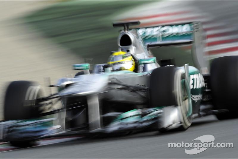 Mercedes to 'protect itself' before McLaren-Honda era