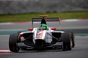 GP3 Testing report Strong test for Daly in Barcelona