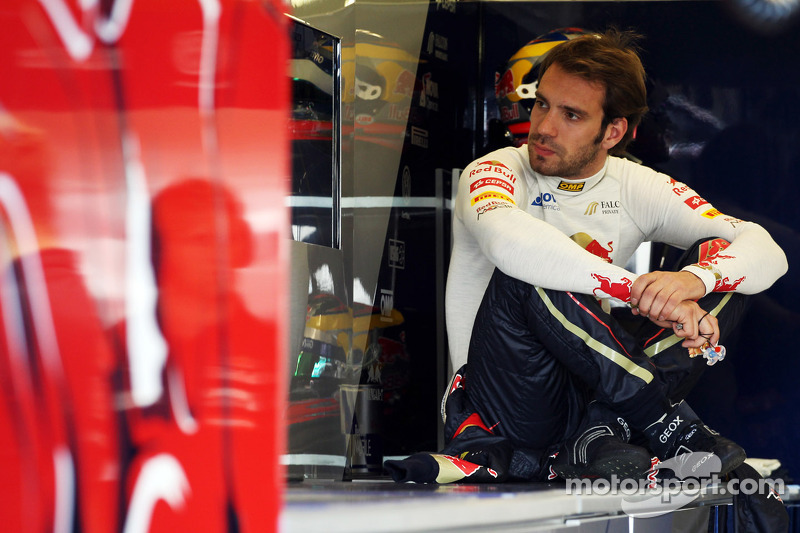Vergne and Ricciardo completed qualifying for Australian GP