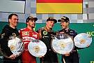 Raikkonen roars to victory in season opening Australian GP