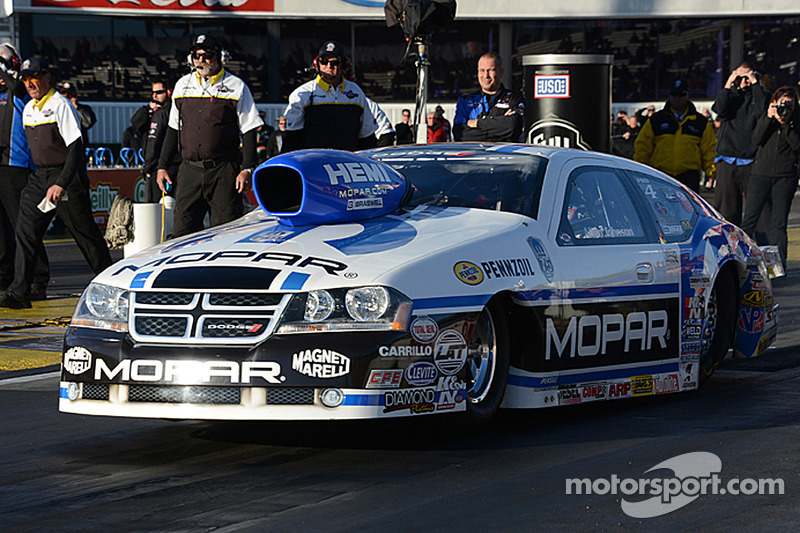 Johnson and Gray earns two notable title wins at Gatornationals