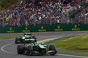 Caterham denies F1 quit rumours