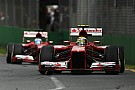 Ferrari actually fastest in Australia - Brawn