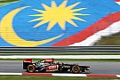 Raikkonen sets the pace during Friday practice in Malaysia