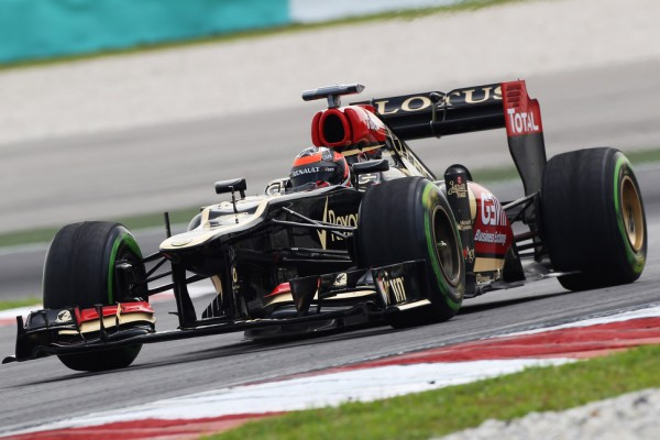 Lotus flattered by Newey's interest in 2013 car 