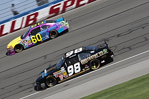Swindell earns top-10 in 2013 NNS debut in Fontana 300