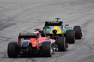 Marussia, Bianchi are surprise package of 2013