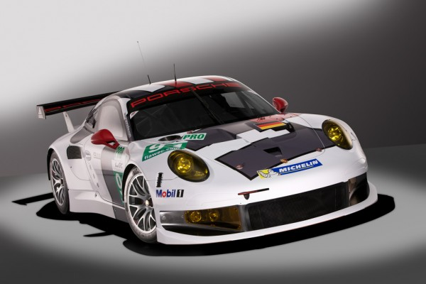 Porsche AG unveils the new 911 RSR