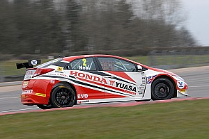 BTCC Race report Plato and Neal share the spoils at Brands Hatch