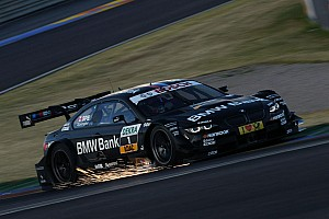 DTM Testing report BMW Motorsport enters crucial preparation phase for the new season