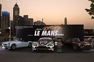 Asian Le Mans Breaking news Asian Le Mans Series streamlines on teams' advice