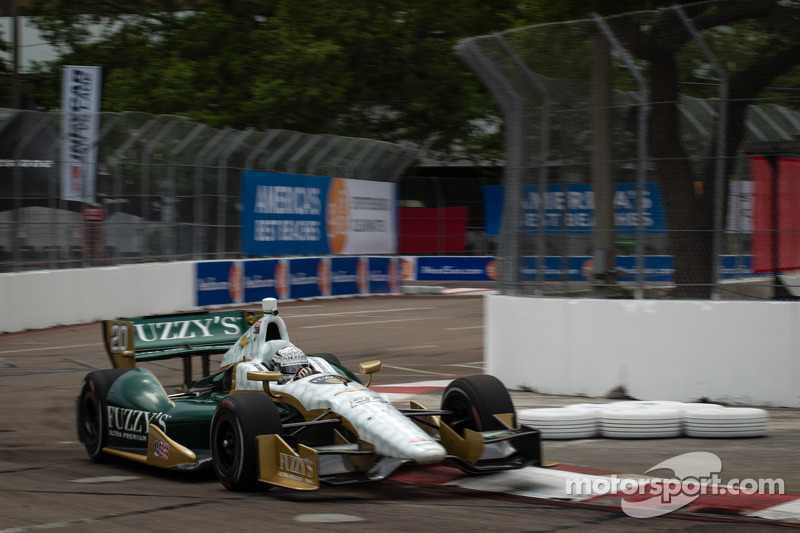 Ed Carpenter Racing prepared for Barber Motorsports Park contest