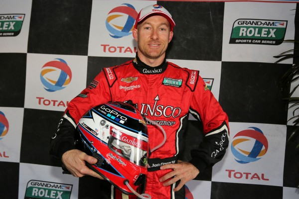 Fogarty on top at Barber with his 25th career pole