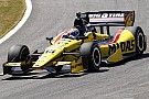 9th and 22nd for Rahal Letterman Lanigan Racing drivers and Barber practice