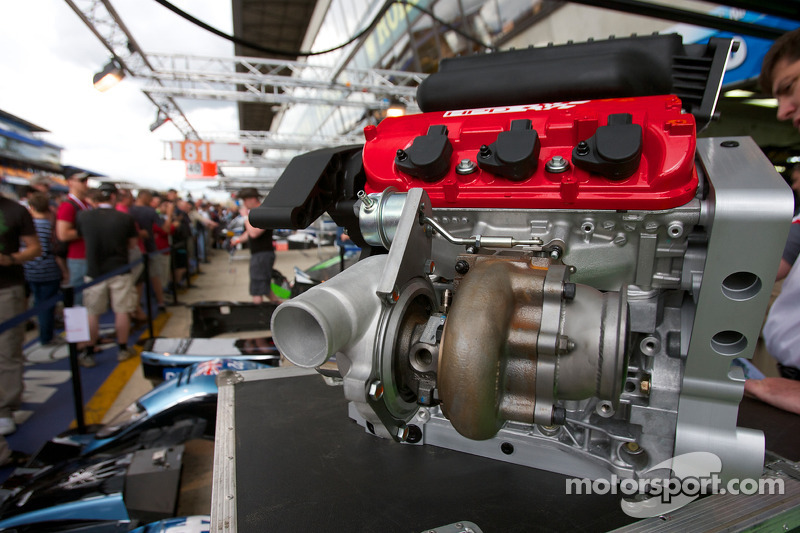 Journalist expects 2014 turbo cars to 'howl'