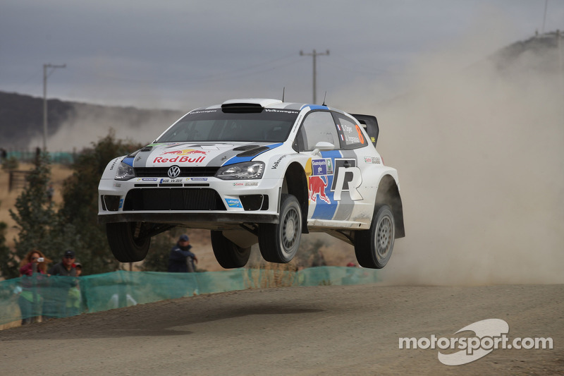 Three WRC Polo R to race at the Rally Portugal