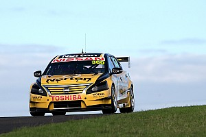 Nissan Motorsport gets busy as V8 Championship heads to New Zealand