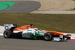 Top-10 finish for one of Sahara Force India drivers at China