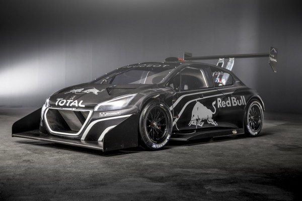 Loeb and the 208 T16 Pikes Peak: Aiming for the Colorado clouds