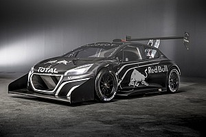 Hillclimb Breaking news Loeb and the 208 T16 Pikes Peak: Aiming for the Colorado clouds