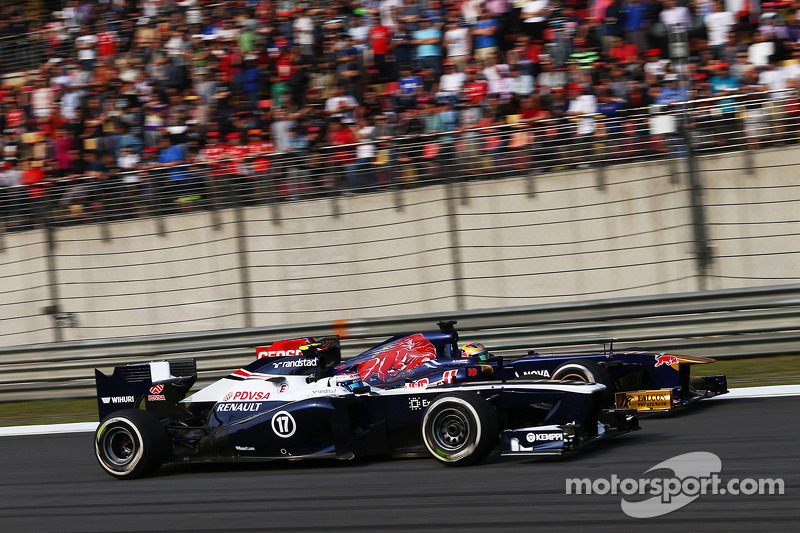 Williams F1 Team drivers quotes before Sakhir