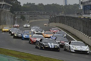 Valera and Farano split the Ferrari Challenge wins a