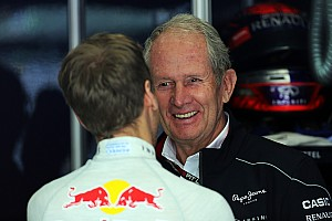 No Webber decisions until summer - Marko
