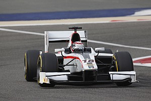 Third podium of the season for Coletti in Bahrain
