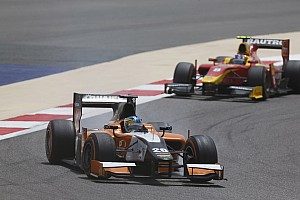 GP2 Race report Quaife-Hobbs stars in Bahrain to take MP Motorsport's first points