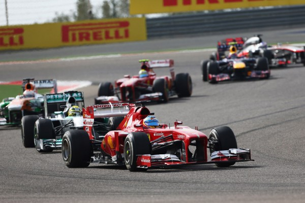 Alonso must chase down Vettel in 2013 - press