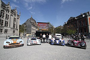 WEC Breaking news WEC wows Liege to promote the 6 Hours of Spa