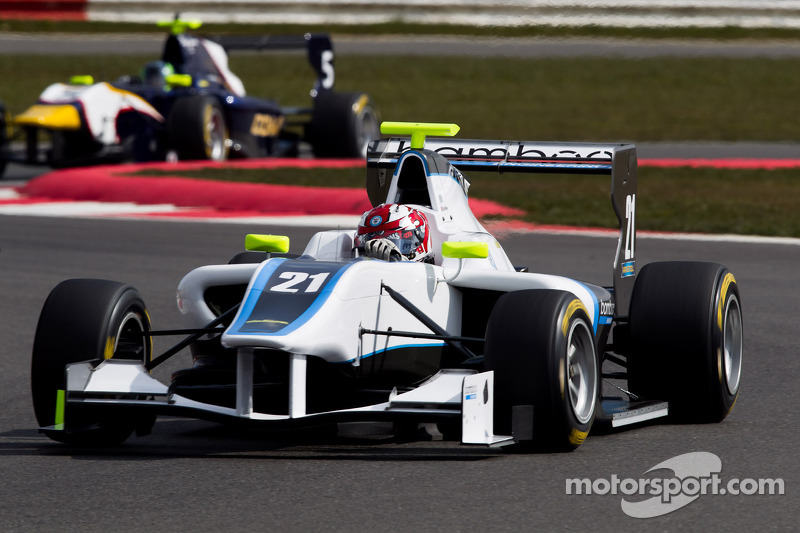 Bamboo GP3 signs Melville McKee for 2013 season