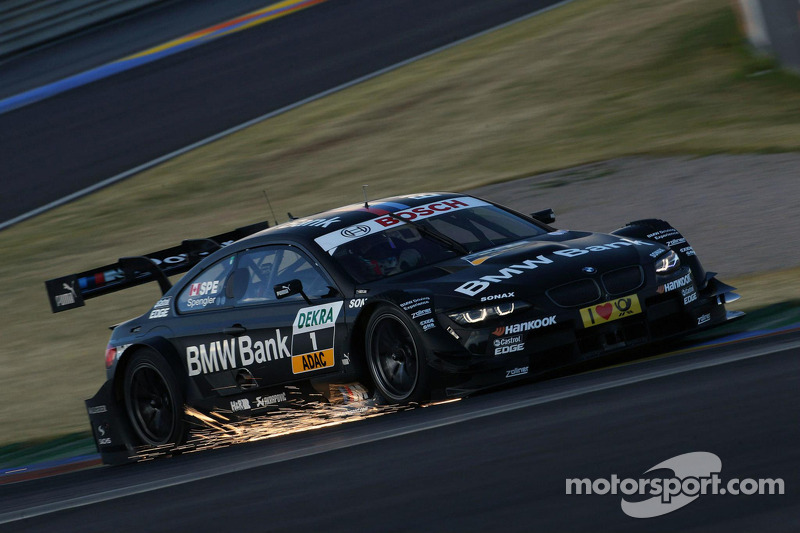 BMW Motorsport starts the 2013 season as defending champions at the Hockenheimring