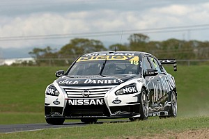 V8 Supercars Preview Nissan Motorsport quartet focus on tyre life in Perth