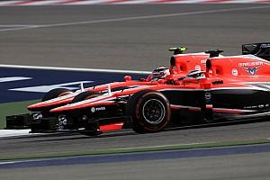Marussia looks set for Ferrari power in 2014