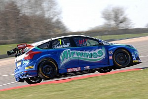 BTCC Preview Airwaves Racing set for Thruxton thriller