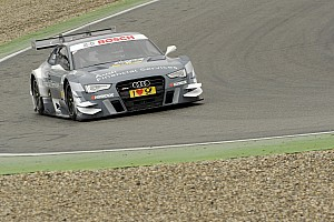 DTM Qualifying report Pole position for the Audi RS 5 DTM at Hockenheim