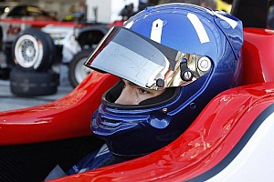 F3 Europe Race report Josh Hill second behind Raffaele Marciello in race 2 at Hockenheimring