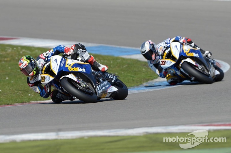 Pole position for BMW Motorrad GoldBet at Monza