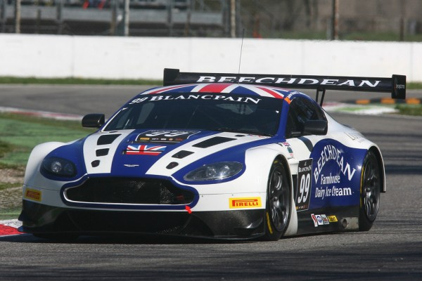 Beechdean's Jonny Adam signs for Aston Martin Racing works team