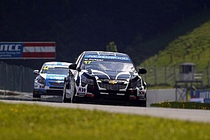 WTCC Race report Nykjær and Nash share victories at the Salzburgring