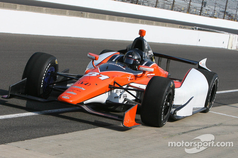 Vautier and Legge claim two more spots on the Indianapolis 500 starting grid