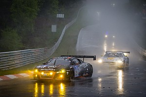 Endurance Race report The Belgian Audi Club Team WRT pays toll to Nordschleife epics